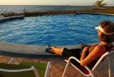 Lady Lounging in Nicaragua