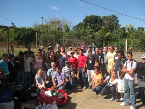 Shoes for Children in Nicaragua