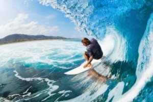 Surfing in Nicaragua on Beaches