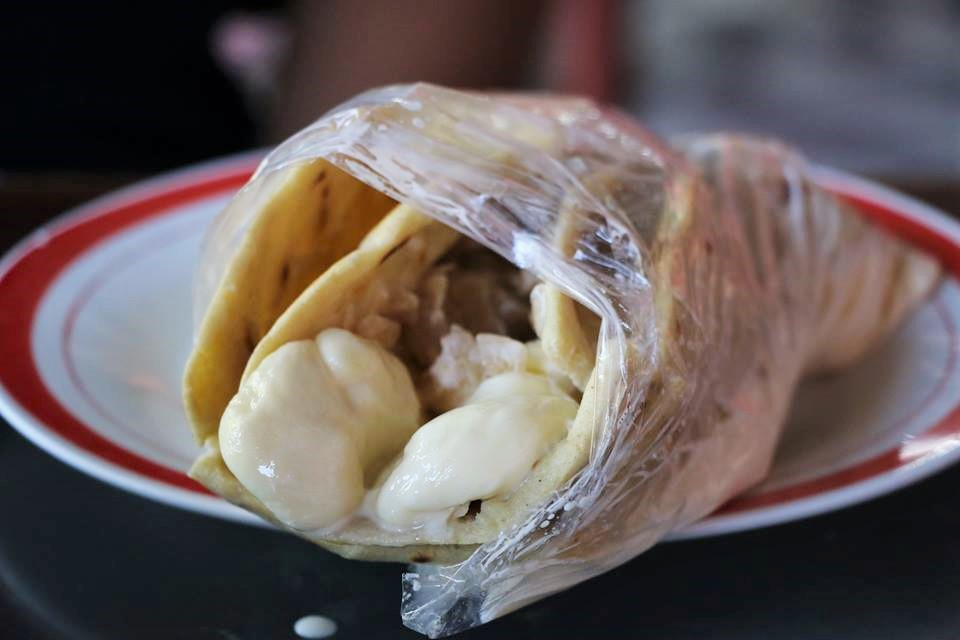 Nicaraguan Quesillo - Courtesy of fromnicaraguacom