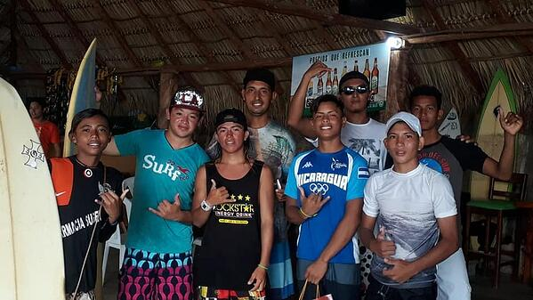 Surf Contest Group